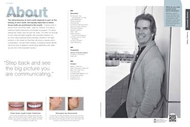 Screenshot of magazine