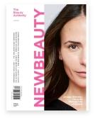 Screenshot of magazine - new beauty